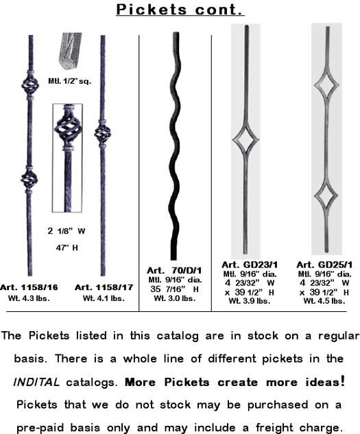 Pickets 6 Image