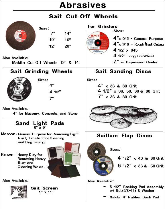 Wheels Discs Pads Image