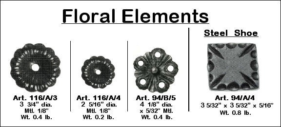 Floral Elements Image