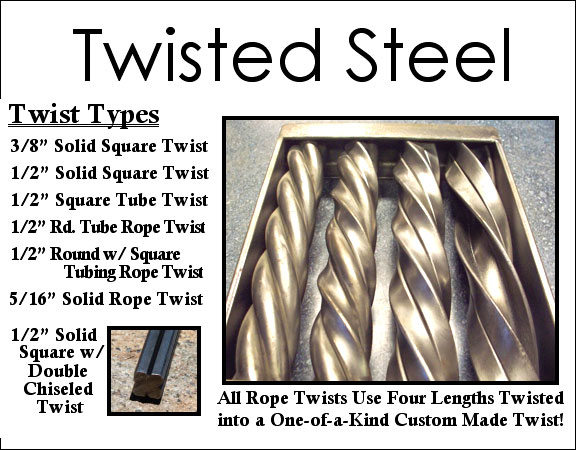 Twisted Steel Image