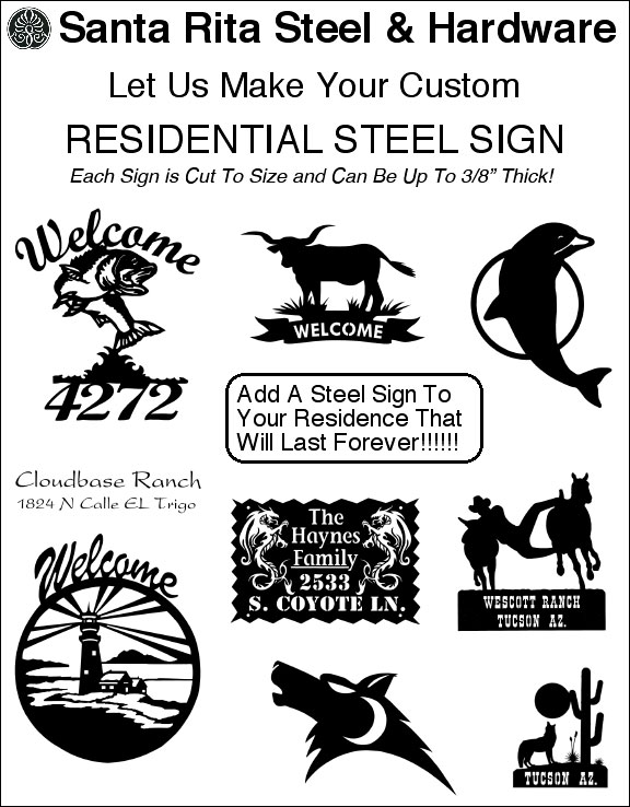 Residential Signs Image