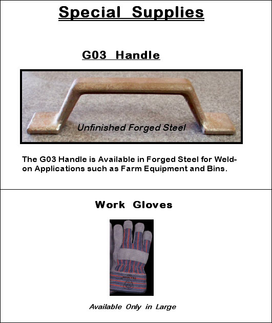 Handle & Gloves Image