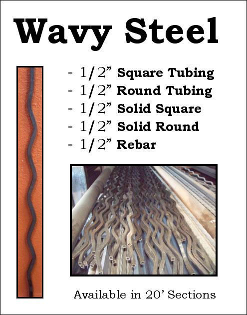 Wavy Steel Image